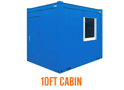 10ft Office Cabin