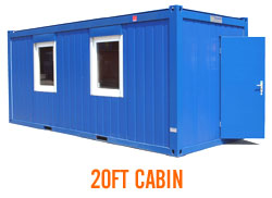 20ft Office Cabin